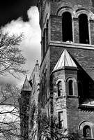 Architecture and Church in Corning, NY