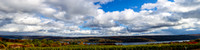 Keuka Lake Panorama from Dr Frank Vineyard Chris Walters Photography