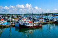 Digby, Nova Scotia Scallop Fleet