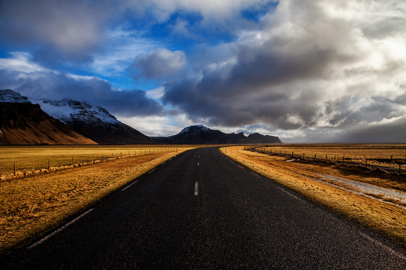The Ring Road of Iceland Photography